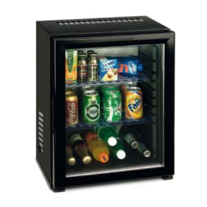 Minibar con Porta a Vetro