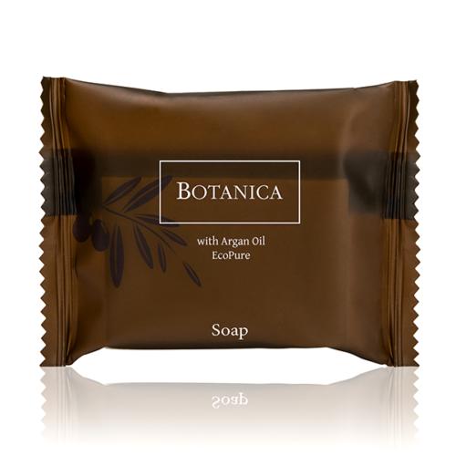 Sapone Da Bagno In Flow Pack Biodegradabile Da 25 Gr All'olio Di Argan Linea Cortesia Botanica Per Hotel Federhotel Immagini ALBO FH SA25