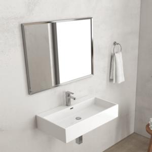 Lavabi e piani lavabo sospesi tradizionali