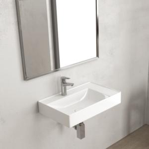 Lavabi e piani lavabo sospesi misura unica