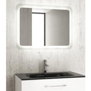 Specchi a muro con retro illuminazione a LED